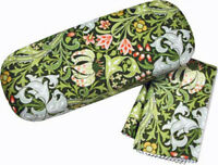 William Morris Golden Lily Hard Glasses Case
