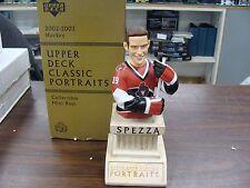 Jason Spezza 2002-03 Upper Deck Classic Portraits Bust * Ottawa Senators