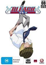 Bleach : Collection 8 (DVD, 2011, 2-Disc Set) Episodes 122 - 133 Unsealed