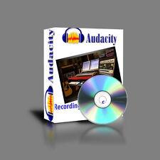 Latest Beginner to pro music Recording studio App CDRom For PC Windows Vista,7,8