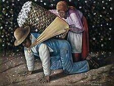 African American Art Print - Helping Hand 24 x 18 - Hulis Mavruk - New!