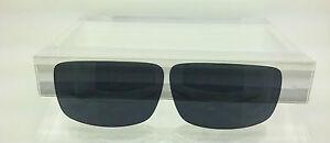 Kaenon Beacon Custom Made replacement lenses Black/Grey Polarized NEW