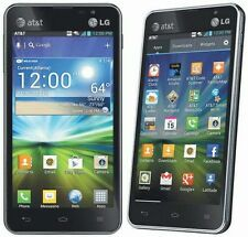 (AT&T) LG P870 Escape 4G LTE Android Smartphone HD Screen