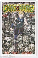 Dragonring #3 - Aircel/Malibu Comics - 1987 - VG - PARENTAL ADVISORY-Dragon Ring