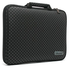 "Toshiba mini 8.9"" Laptop Case Sleeve Pouch Bag Memory Foam Protect Crystal A6"