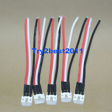 5pcs E-Flite Beast / Sbach UMX Male (ESC / Charger) Connector 22awg 10cm