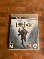 Harry Potter & the Deathly Hallows Part 1 PlayStation 3 PS3 Complete