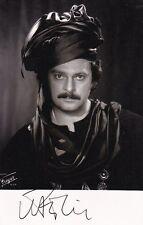 BERND WEIKL opera baritone signed photo as Guglielmo in Cosi Fan Tutte