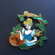 Cinderella - Vine with Pumpkin Disney Pin 48377
