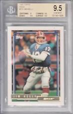 1992 Topps Gold #733 Jim Kelly Bills BGS 9.5 1926