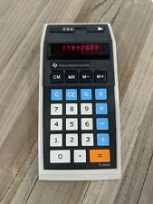 Vintage 70's Texas Instruments Ti-2550 Memory Calculator *Tested & Works*