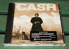 Johnny Cash - American Recordings - 1994 American Recordings Cd Album