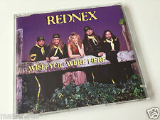 Rednex - Wish You Were Here - Maxi CD Single