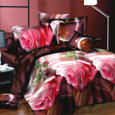 Brand New Super King Size Bed Quilt/Doona Cover 5 Pieces Set. AQ267