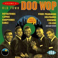 """OLD TOWN  """"DOO WOP VOLUME 3""""  28 TRACKS CD"""