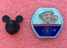 Pins DISNEY Personnage DUFFY Ours En Peluche Ourson Teddy Bear