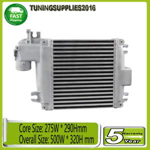 For 05-15 Toyota Hilux KUN16R KUN26R 3.0L 4cyl Diesel EGR Top Mount Intercooler