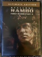 Rambo - First Blood Pt. 2 (DVD, 2004, Ultimate Edition)