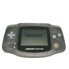 Genuine Nintendo Game Boy Advance AGB-001 Glacier System - Mint Authentic cover