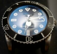 ✔ Rare SEIKO SKX031 WATCH Submariner Homage 7S26B AR Dome Sapphire Crystal