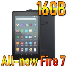 [Sealed] Amazon All-new Fire 7 tablet (9th Generation 2019) 16GB, Wi-Fi, 7in