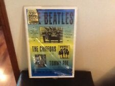 The Beatles First US Concert Tour Poster Limited Reproduction Run