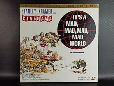 Its a Mad, Mad, Mad, Mad World (Laserdisc, 1991, Restored Version Widescreen)