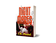 "Paperback ""Night Mares"" Signed by Author - Free Shipping In The U.S."