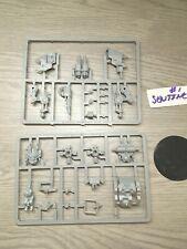 Warhammer 40k -  Imperial Guard Sentinel Sprue