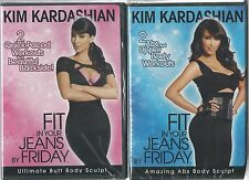 Kim Kardashian: Fit in Your Jeans by Friday 2 DVD Set
