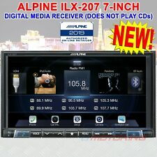 "ALPINE iLX-207, 7"" DIGITAL MULTIMEDIA CAR STEREO CARPLAY ANDROID AUTO TOUCHSCREE"