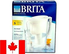Brita Slim Water Filter Pitcher, 5 Cup (FAST & FREE SHIPPING)