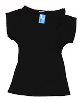 Be Beau Black Womens Top Size 10 (Regular)