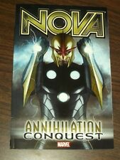 Nova Annihilation Conquest Vol 1 Marvel Comics (Paperback)< 9780785126317