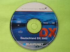 CD NAVIGATION DEUTSCHLAND DX 2002 VW MFD 1 T4 AUDI FORD MERCEDES BENZ FIAT SKODA