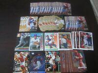 Huge Lot of (50) Ivan Rodriguez Baseball Cards HOF Rangers with RCs Rookies