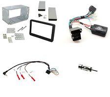 CONNECTS 2 ALFA ROMEO 159 05-11 COMPLETO Stereo Doppio DIN Kit di montaggio