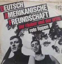 """7"""" DAF ( DEUTSCH AMERIKANISCHE FREUNDSCHAFT ) Der Räuber und der Prinz"""