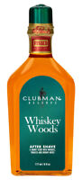 Clubman WHISKEY WOODS AfterShave Lotion Colonge 6 oz.