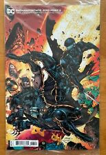 BATMAN FORTNITE ZERO POINT #3 Jim Lee Variant DC NM
