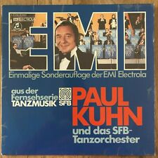 PAUL KUHN - TANZMUSIK - LP
