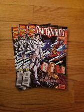 (3)  Marvel Comics Spaceknights 1 of 5