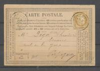 1877 Lettre Pezilla-de-la-Rivière/Pyr.Orles, C.18 obl. 15c. Céres X3977