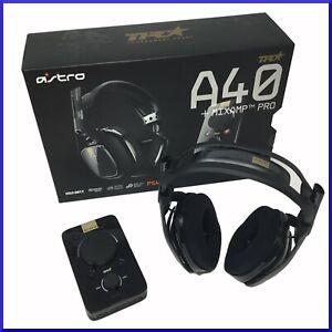 Astro Gaming A40 TR cuffie con microfono e cavo Mixamp Pro PS4 PC + A40 modkit