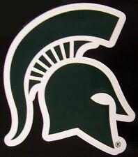 Window Bumper Sticker NCAA Michigan State Spartans NEW