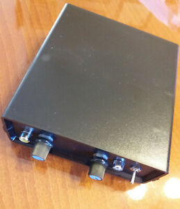 800-1200 KHZ TUNABLE LOW POWER AM RADIO TRANSMITTER FOR YOUR VINTAGE RADIOS
