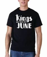 #2 Kings Are Born In June Shirt Birthday Gift For Men Dad Grandpa Fathers Day