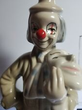 "Clown Figurine Price Products Large 10 1/8"" Drama Masks"
