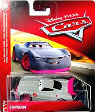 CARS 3 - SHRIRAM - Mattel Disney Pixar