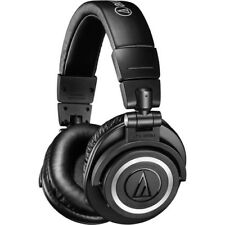 Audio-Technica ATH-M50xBT Wireless Over-Ear Headphones Built-In Microphone NEW